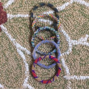 Nepal Bracelet 5 Pack